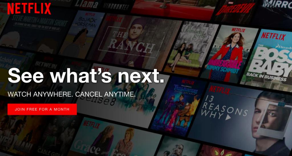 8e38c05ab8d8 Siin on nimekiri kõigist seriaalidest ja filmidest, mida Eesti Netflix pakub