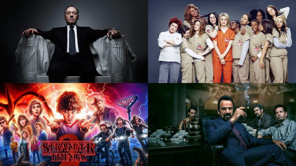 Tabel: Siin on kõik Netflixi sarjad ja filmid, mida Eestist vaadata