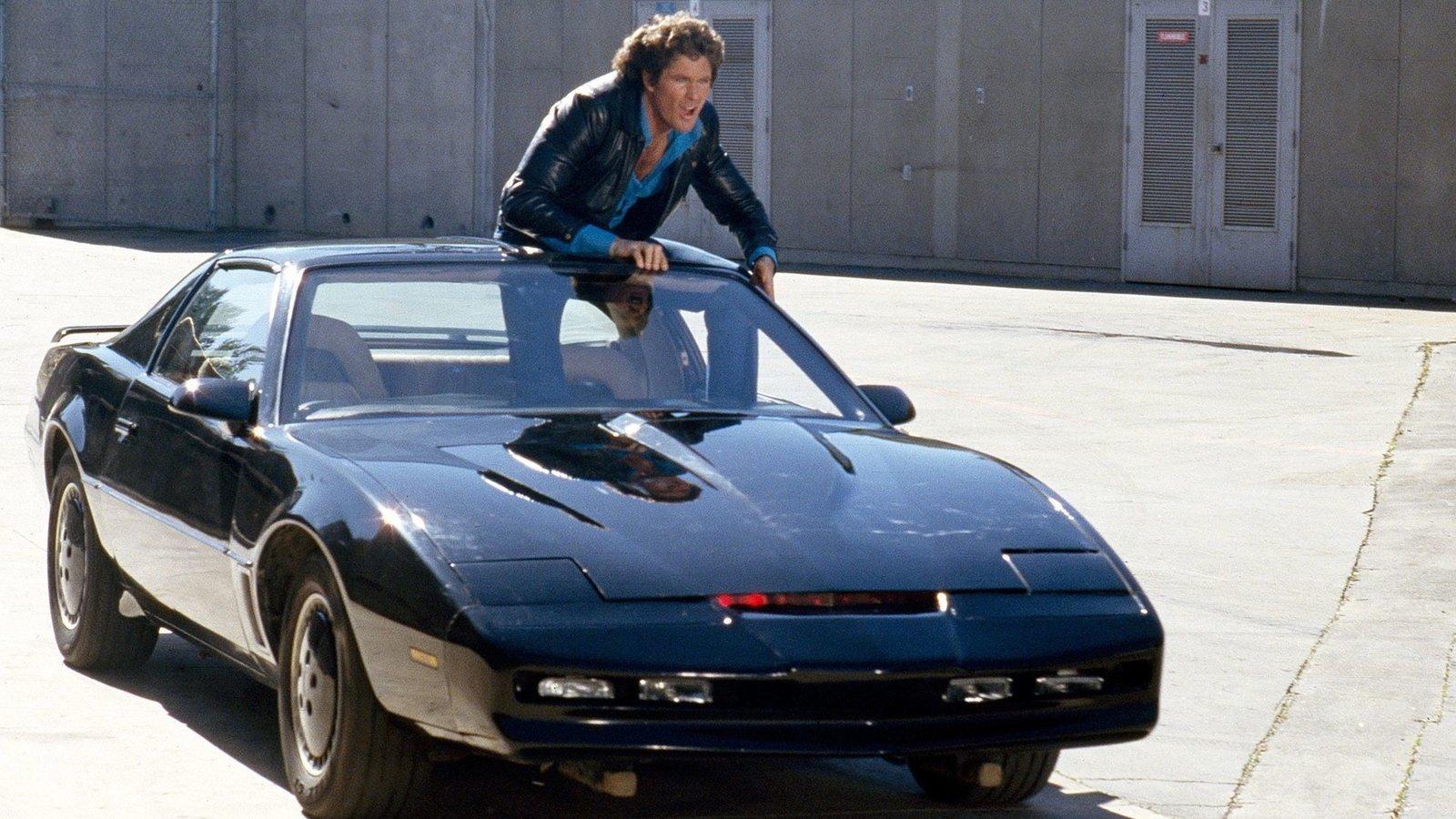 """David Hasselhoff kinnitab, et """"Knight Rider"""" võib juba varsti telesse naasta"""