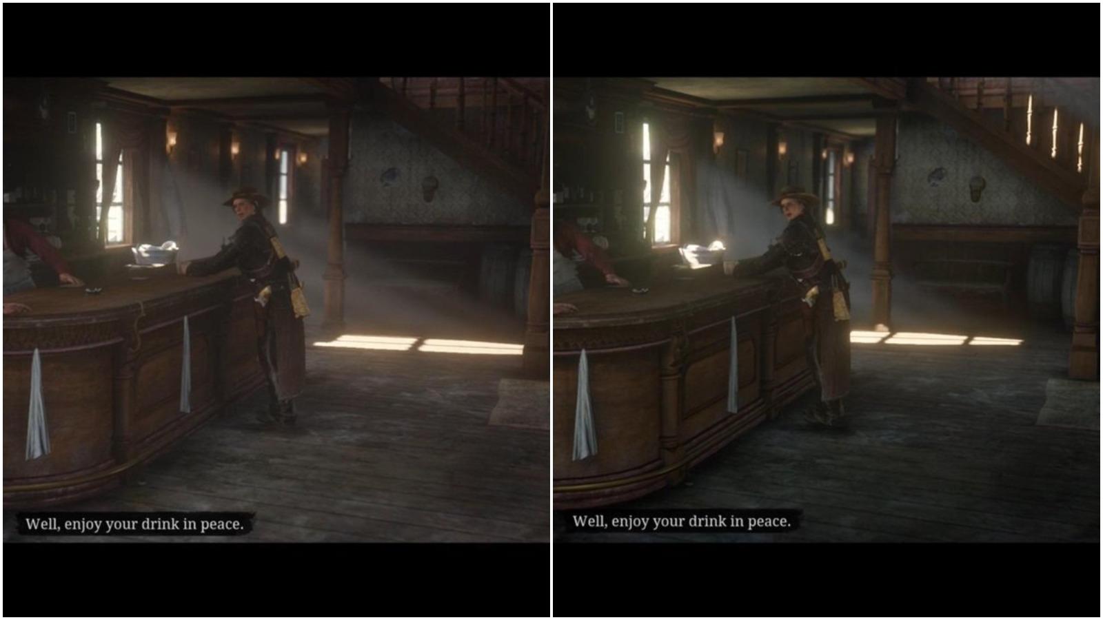 """""""Red Dead Redemption 2"""" sai uuenduse, mis muutis mängu graafika halvemaks"""