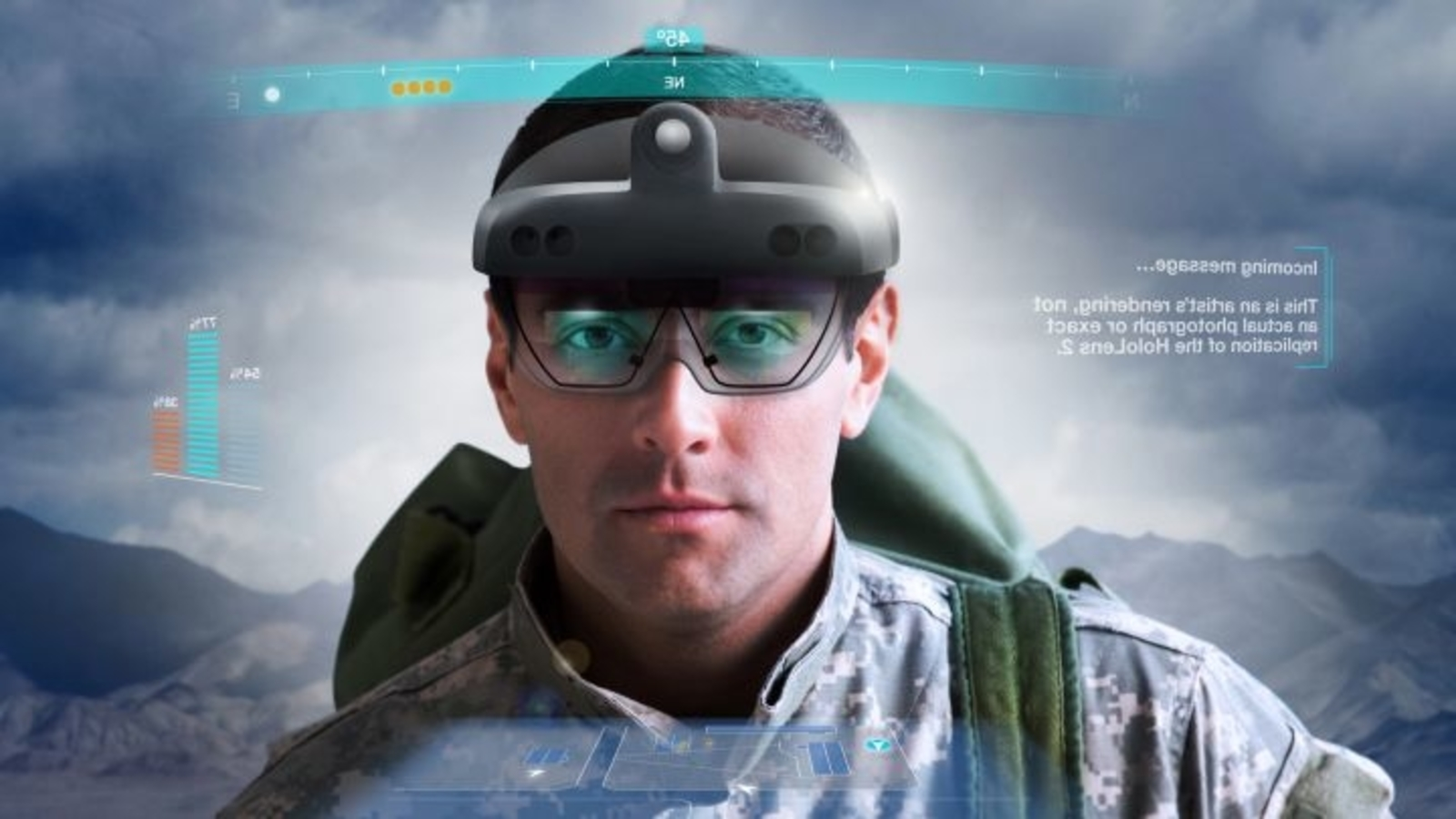 """c99144e3266 Nagu """"Call of Duty"""", aga päris elus: USAs treenitakse sõdureid  arvutimänguliku liitreaalsusseadmega"""