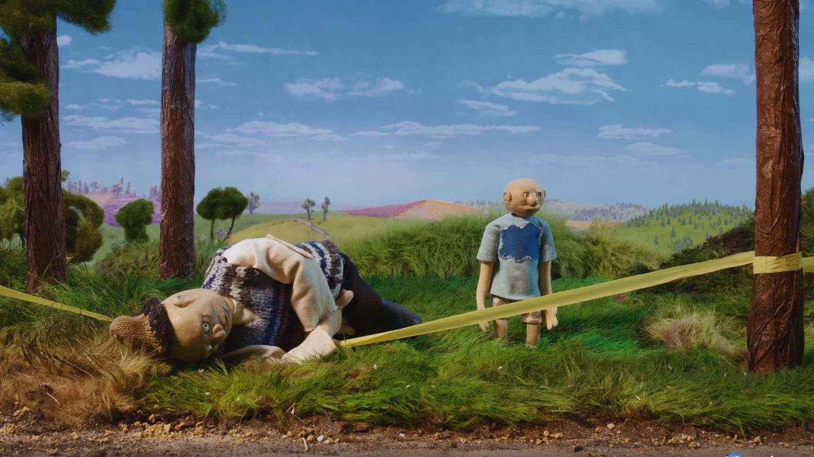 """Tiišer 2: """"Vanamehe"""" nukufilm naerutab munadepühade puhul uhiuue klipiga"""