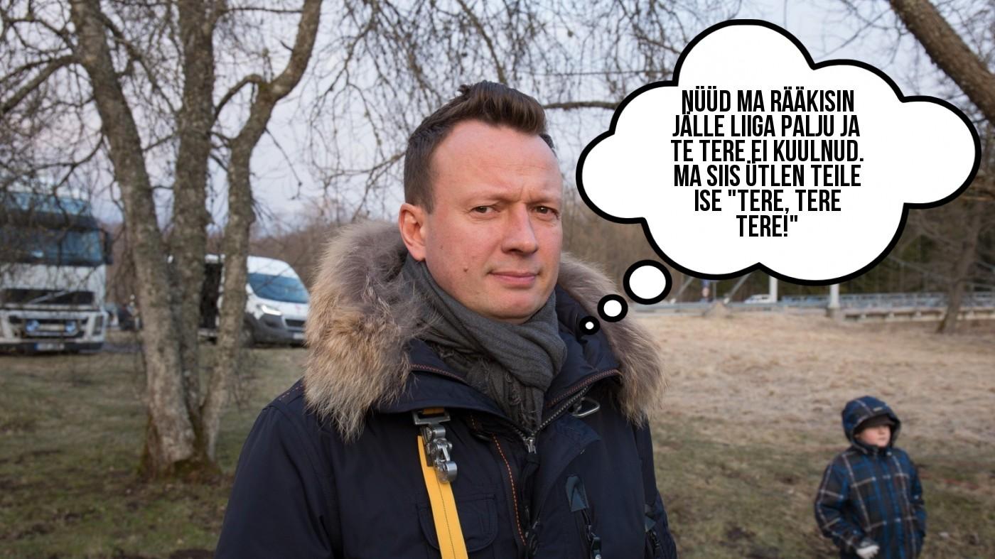 """""""Nad ei pääse kuhugi, aga kuhugi ikka pääsevad!"""" Marko Reikopi parimad killud Eurovisiooni finaalist"""