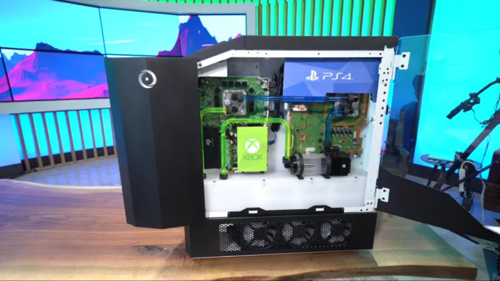 97b4a38e2c2 Siin saavad kokku PlayStation, Xbox, Switch ja mänguriarvuti. Foto:  kuvatõmmis